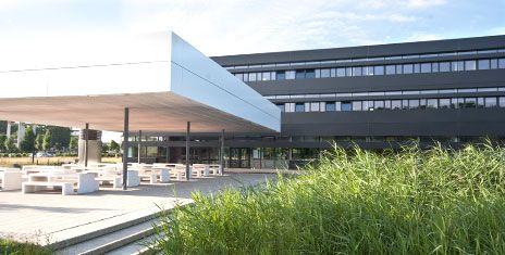 Neubau der Hochschule Neu-Ulm