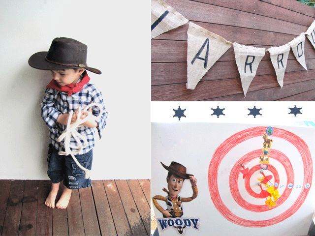 Boys Cowboy Western Party Game ideas