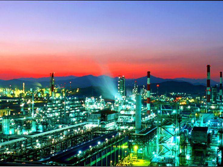 Ulsan Industrial Complex 12 Sights in Ulsan