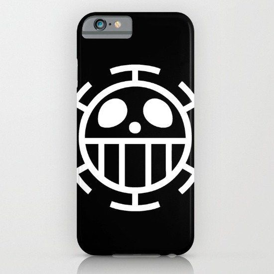 One Piece Trafalgar Law 2 iphone case, smartphone
