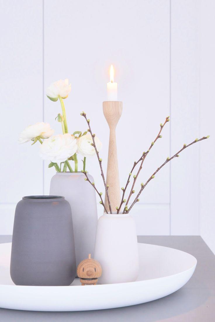 …und vielseitig einsetzbar sind diese Vasen. Deshalb sind sie auch oft im Gebr… – SCHÖNES in weiß, schwarz, grau, beige & türkis