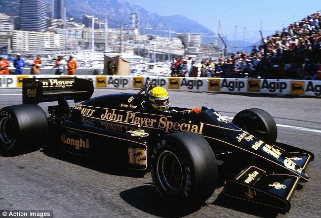 Legend: Ayrton Senna finished behind Alain Prost at the 1986 edition of the famous race