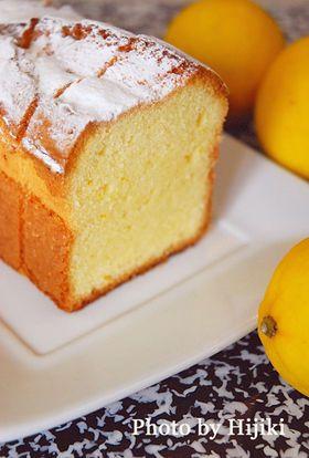 まるでケーキ屋さん!人気のパウンドケーキレシピ - NAVER まとめ