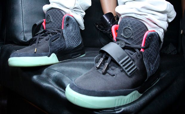 los angeles e8a50 3dceb Cheap Discounted Nike Air Yeezy 2 Black 508214 006