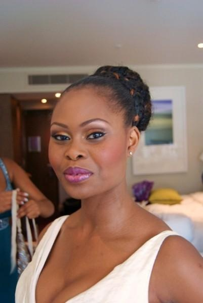 www.makeupproonline.com How beautiful - well done Bolanle.