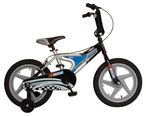 Special Offers - NASCAR Hammer Down Bike (16-Inch Wheels) - In stock & Free Shipping. You can save more money! Check It (April 18 2016 at 06:13PM) >> http://cruiserbikeusa.net/nascar-hammer-down-bike-16-inch-wheels/