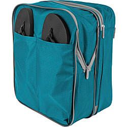 This convenient expandable cube from Travelon allows for additional space when you need it.