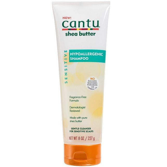 Cantu Shea Butter Sensitive Hypoallergenic Shampoo 8 oz  $6.29 Visit www.BarberSalon.com One stop shopping for Professional Barber Supplies, Salon Supplies, Hair & Wigs, Professional Product. GUARANTEE LOW PRICES!!! #barbersupply #barbersupplies #salonsupply #salonsupplies #beautysupply #beautysupplies #barber #salon #hair #wig #deals #sales #Cantu #SheaButter #Sensitive #Hypoallergenic #Shampoo