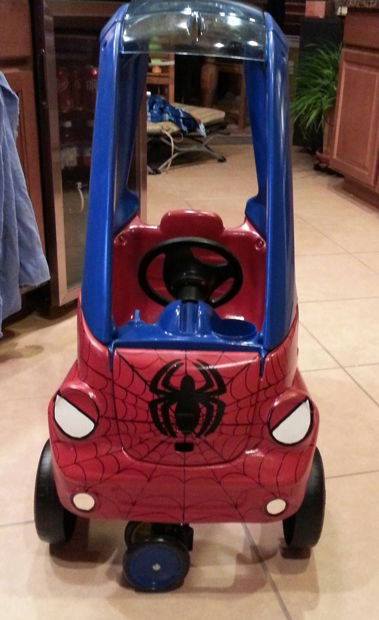 spider man coupe