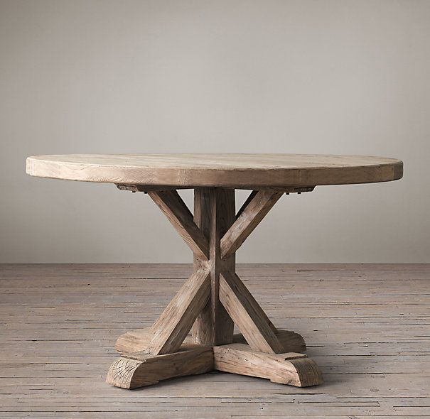 Round Kitchen Table best 25+ rustic round dining table ideas only on pinterest | round