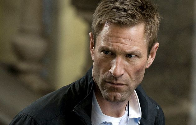 The Aaron Eckhart  Best Haircuts for Men with Receding Hairlines Aaron Eckhart