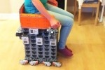 Robot Builder Simon Burfield Creates a Fully Functional Wheelchair Made of LEGOs