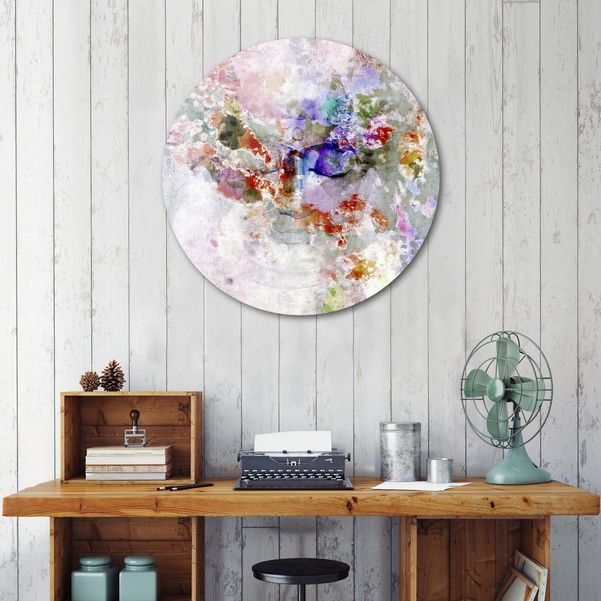 Discover «Mind in Meditation», Limited Edition Disk Print by Dorothy Berry-Lound - From $65 - Curioos