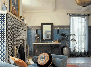Moroccan Interior Design on Moroccan Interior   Architecture   Interior Design