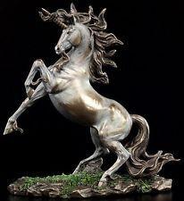 Einhorn Figur - Steigendes Einhorn - Veronese Fantasy Pferd Deko Statue