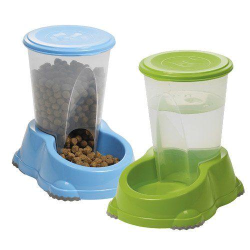 Distributeurs de croquettes et d'eau Smart 1.5L pour chat