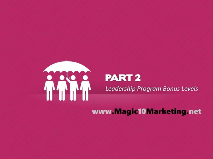 Magic  Marketing Presentation HttpWwwMagicMarketingInfo