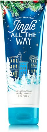 Jingle All The Way Ultra Shea Body Cream - Signature Collection - Bath & Body Works