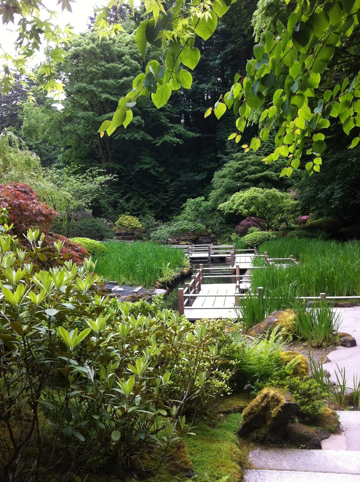 Pin By Jeanette Bryant On Japanese Garden, Portland