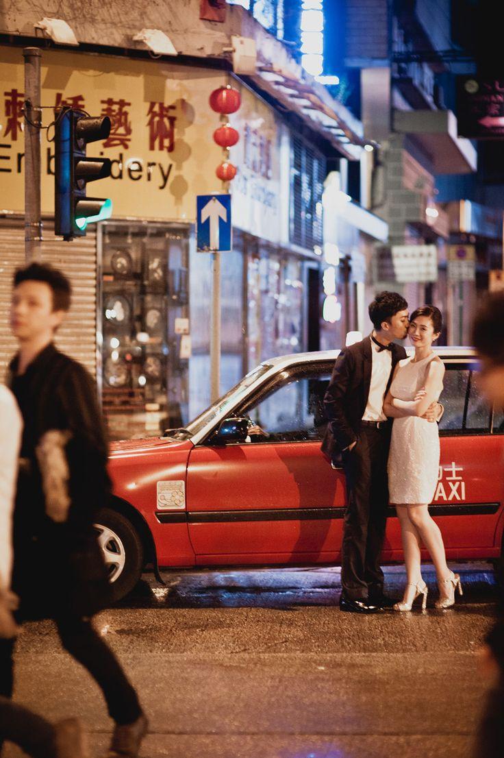 a chic + intimate hong kong wedding - elgin + kai