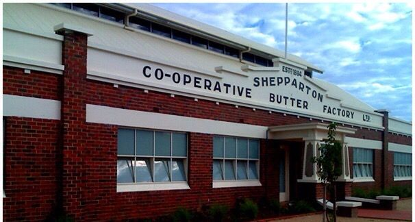 The Butter Factory Wyndham Street Shepparton (now Dan Murphy's)