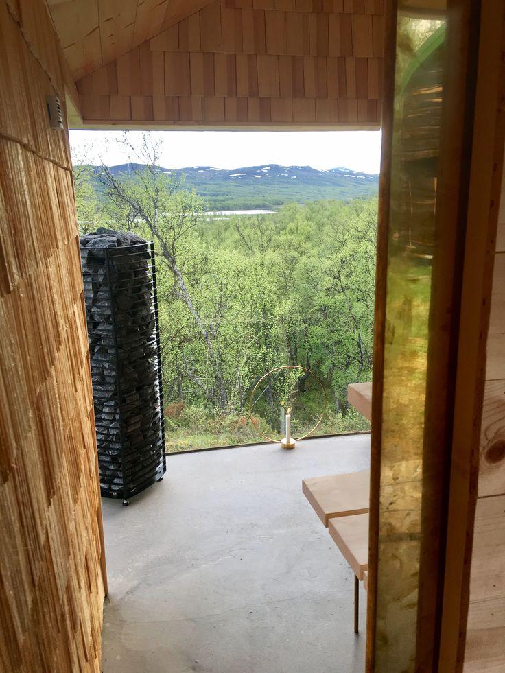 Beautiful sauna @hannabruce
