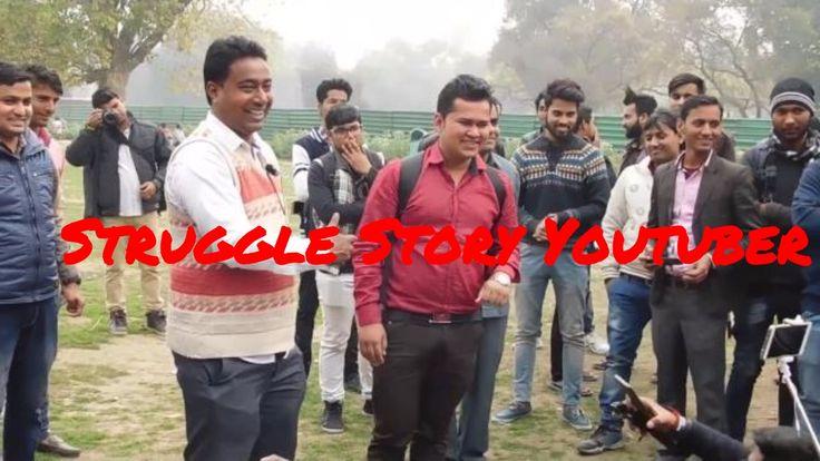Real Struggle of My Smart Support channel owner Dharmender Kumar BIHAR