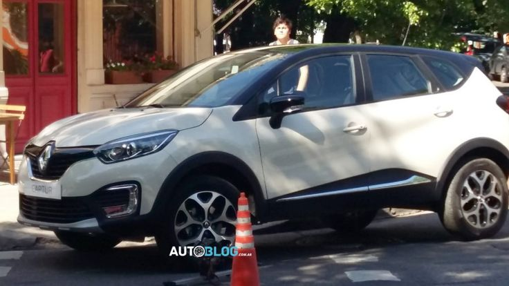 India-bound Renault Captur ready for launch in Argentina