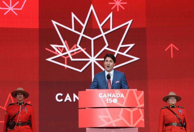 Albertans divided on seriousness of Justin Trudeau speech gaffe
