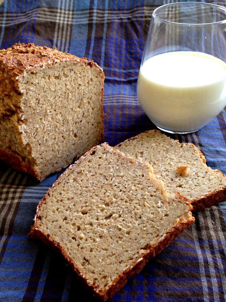 Little Tiger - Food- und Lifestyleblog: Haferflocken Brot