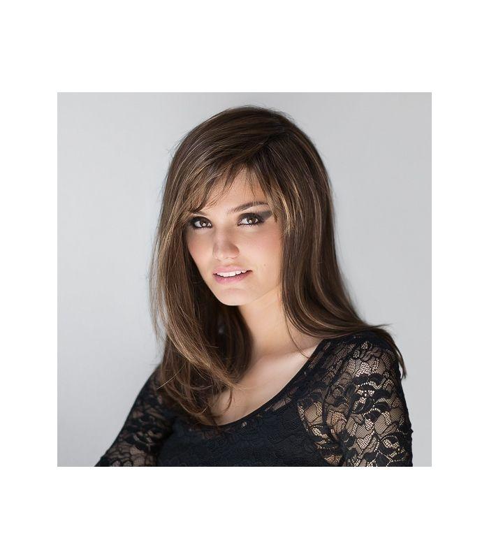 Pour palier à une chute de cheveux la perruque Carrie est idéale pour retrouver longueur et féminitée.