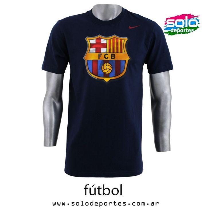 Remera FC Barcelona Core Azul/Bordó/Amarillo/Rojo  Marca: Nike 510020533929410   $ 239,00 (U$S 41,92)
