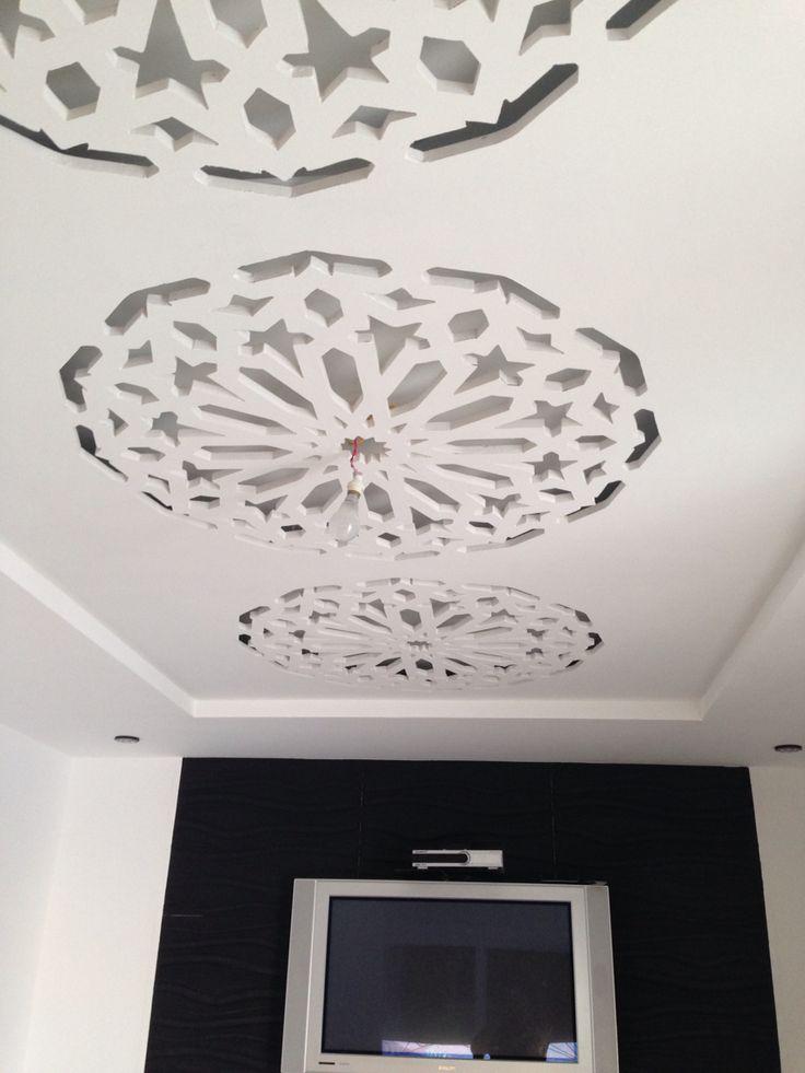 Best 25 gypsum ceiling ideas on pinterest gypsum design for Gips decor ceiling