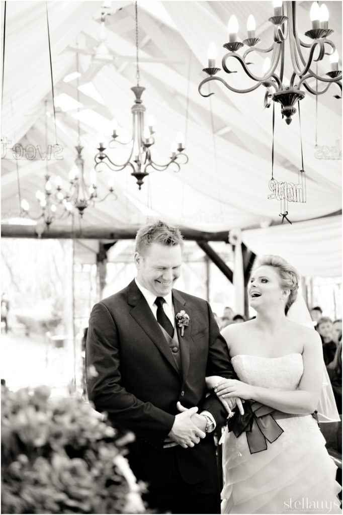 James & Anel's wedding at Oakfield Farm_Ceremony