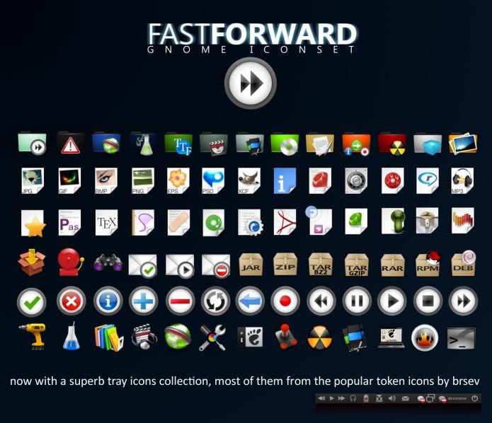 De vez em quando é sempre bom dar uma mudada no visual dos ícones do ambiente gráfico até para sair da rotina mesmo. Pensando nisso que tal experimentar o conjunto de ícones FFW-Fast-Forward?  Leia o restante do texto Instale o pacote de ícones FFW-Fast-Forward no Ubuntu  Este texto saiu primeiro em Instale o pacote de ícones FFW-Fast-Forward no Ubuntu  from Instale o pacote de ícones FFW-Fast-Forward no Ubuntu