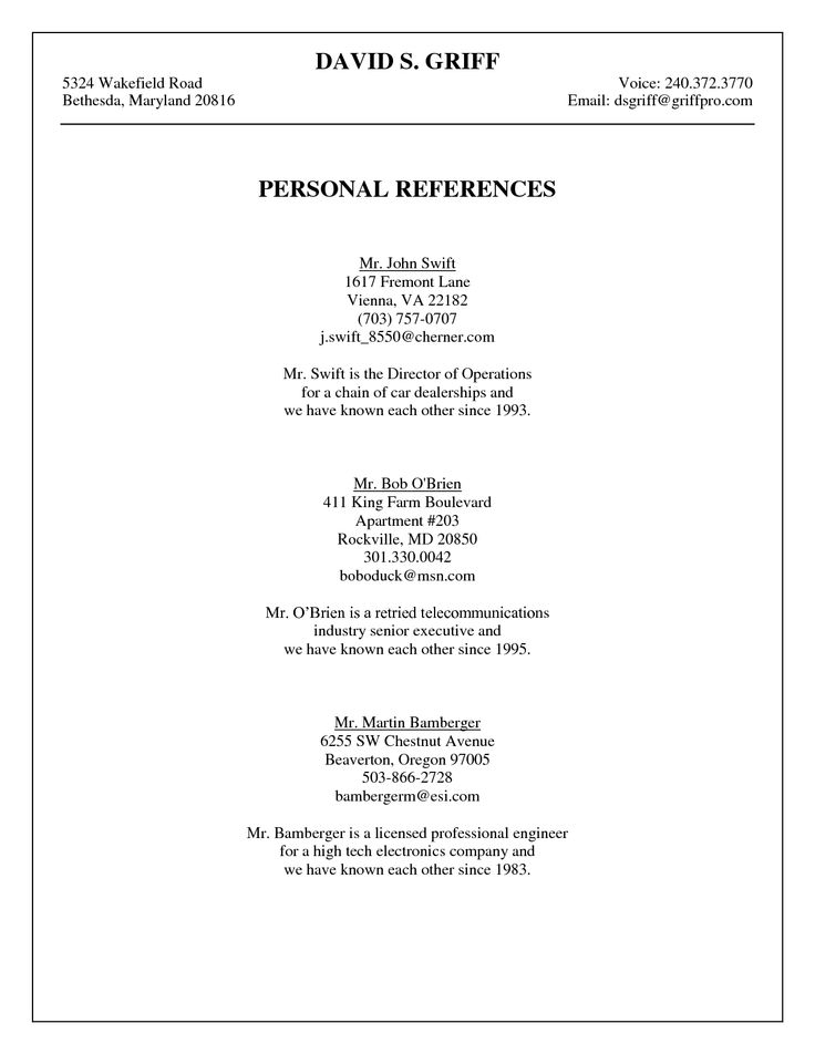 38 best Books Worth Reading images on Pinterest Job interviews - personal references template