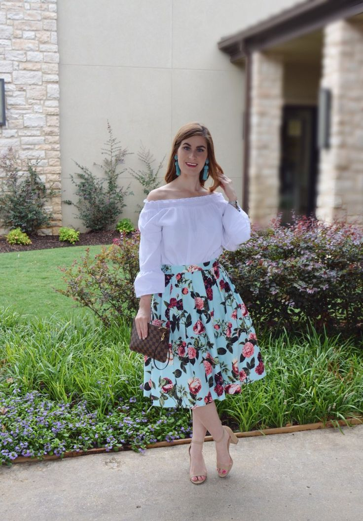 What To Wear To A Bridal Or Baby Shower