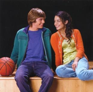 I still remeber when I was 7 and HSM came out, I had a HUGE crush on Troy, I always hated Gabriella because she got to kiss Troy, a lot... i still do...