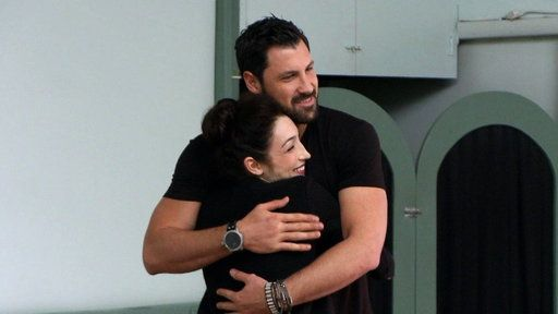 Meryl And Maks Dating Couple Kiss On Dancing With The: 72 Best Meryl And Maks Images On Pinterest