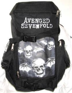 Avenged Sevenfold, Backpack, Nightmare