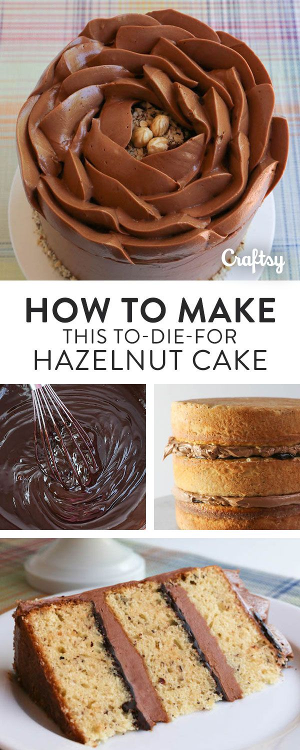 This elegant — and deceptively simple — hazelnut cake with chocolate hazelnut ganache and buttercream (OMG) is sure to make jaws drop. Serve it as a birthday cake, for a special anniversary, or just because!