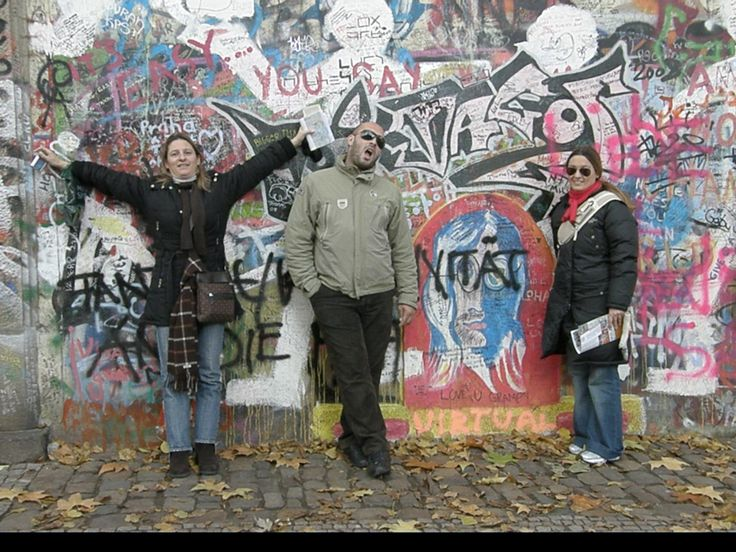 The Lennon Wall