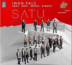 Album SATU (Kangen Iwan Fals)
