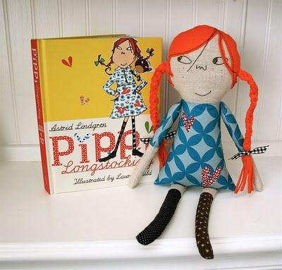 Oh pippi! I will defiantly get this one day if I ever have a little girl