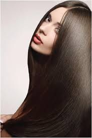 The hair treatments also affect the healthy of hair.