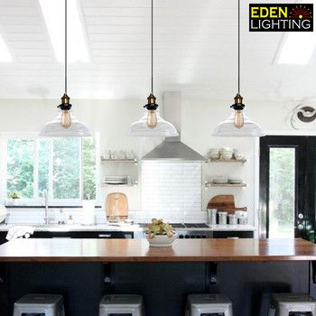 Glass Pendant lights | Eden Lighting