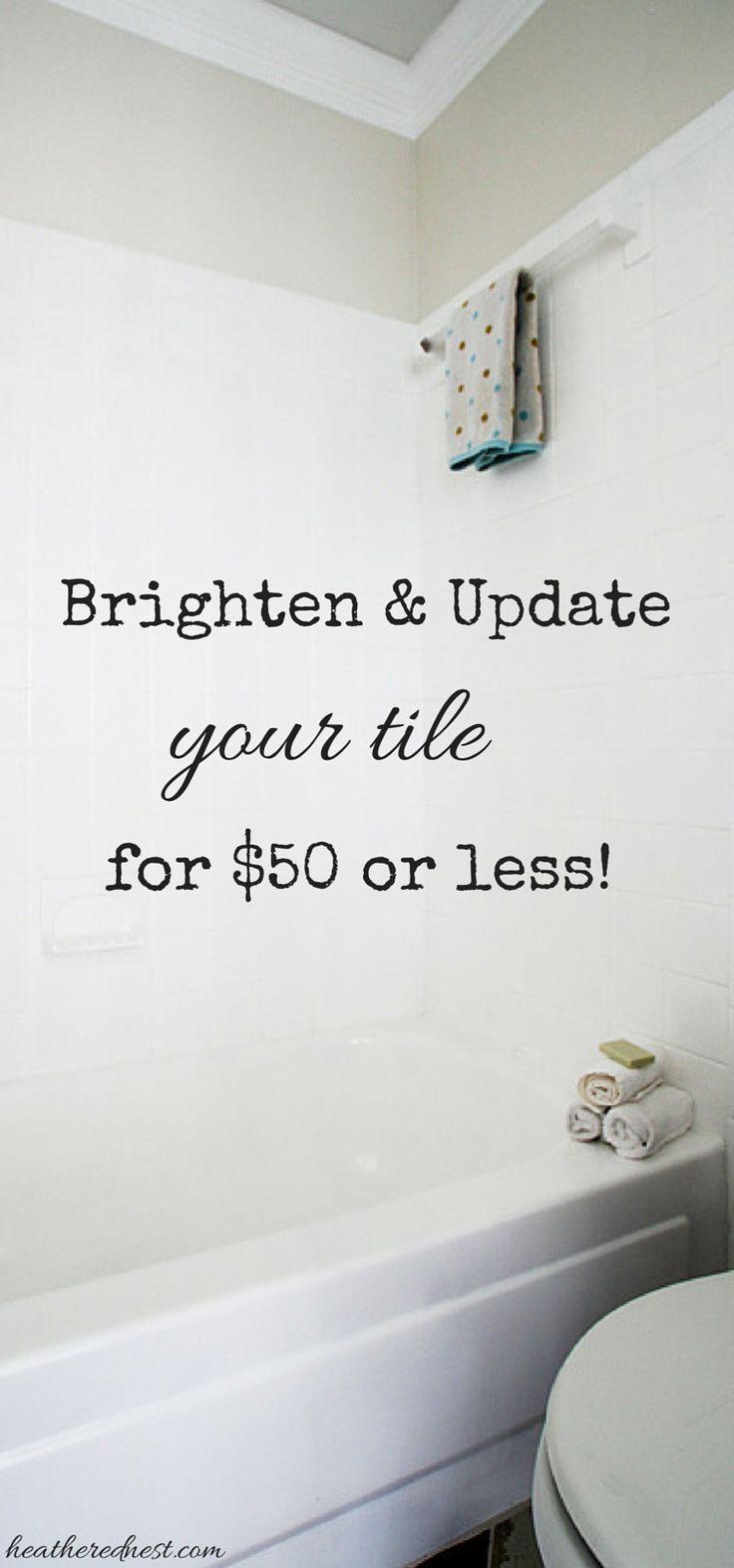 Best 25+ Can you paint tile ideas on Pinterest   Painting tiles ...