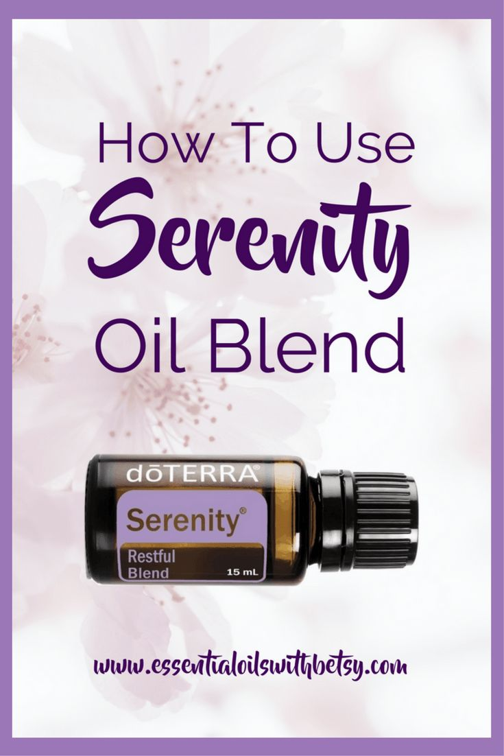 doTERRA Serenity Calming Essential Oil Blend  Are you wondering how to use doTERRA Serenity Calming essential oil blend?  I've compiled a whole blog post of ideas!  Read on!What Is doTERRA Serenity Calming Oil Used For?  doTERRA Serenity is a well-known favorite for relaxation,  calming,   and feelings of restfulness.  This doTERRA blend is the perfect choice for supporting healthy emotional balance.  Suggested Ways To Use doTERRA Serenity Calming Essential Oil Blend  Creates a perfect…
