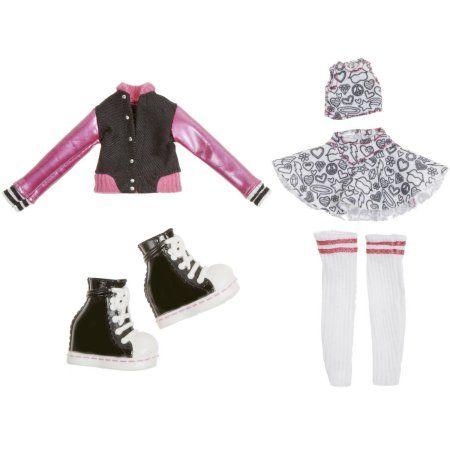 Bratz Fashion Pack, Rah! Rah! Rah!, Multicolor