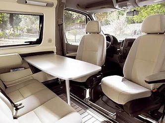 Zen Adventure Van Modifications Swivel Seats Camper